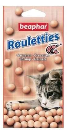 Beaphar Лакомство для кошек шарики с креветками