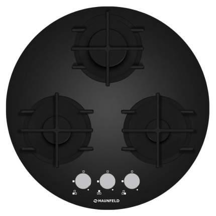 Встраиваемая варочная панель газовая MAUNFELD MGHG 53 19B Black