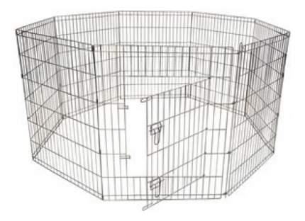 Клетка-загон для щенков Papillon 80x100 см