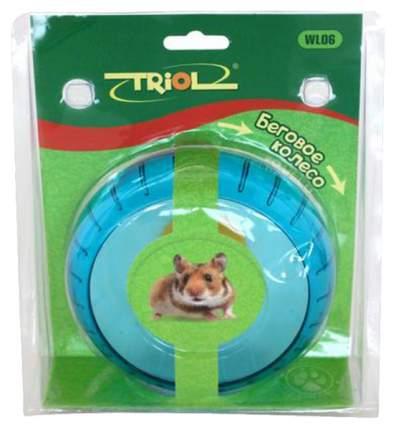 Беговое колесо для грызунов Triol пластик, 14 см