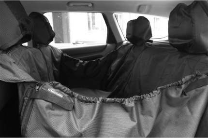 OSSO Car Premium Автогамак для перевозки собак в автомобиле, 145х180 см