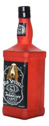 Пищалка для собак Silly Squeakers, бутылка виски, винил