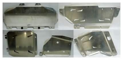 Защита картера, Защита КПП АВС-Дизайн для Jeep (04.21ABC)