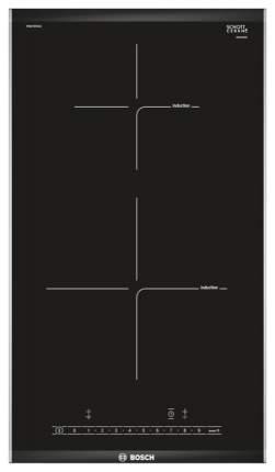 Встраиваемая варочная панель индукционная Bosch PIB375FB1E Black