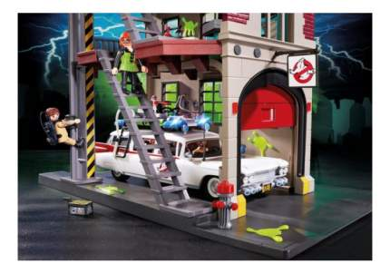 Игровой набор Playmobil PLAYMOBIL Охотники за привидениями: Здание пожарной службы