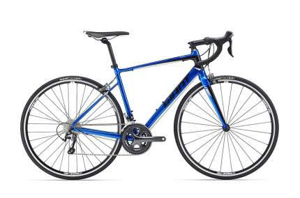 "Велосипед Giant Defy 2 2016 18"" синий"