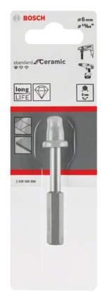 Алмазное сверло Bosch Standard Ceramic 10mm 2608580893
