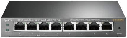 Коммутатор TP-Link TL-SG108PE Grey