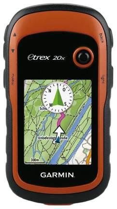 Туристический навигатор Garmin eTrex 20x оранжевый/желтый