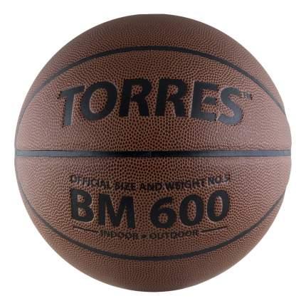 Баскетбольный мяч Torres B10027 №7 brown