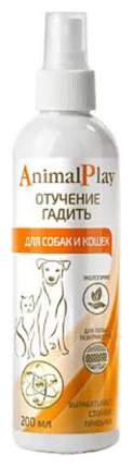 """Спрей для защиты мест не предназначенных для туалета Animal Play """"Отучение гадить"""", 200 мл"""