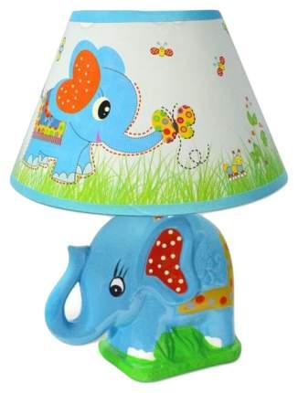 Настольный светильник Camelion KD-553 046ЭН-12774 Белый, голубой