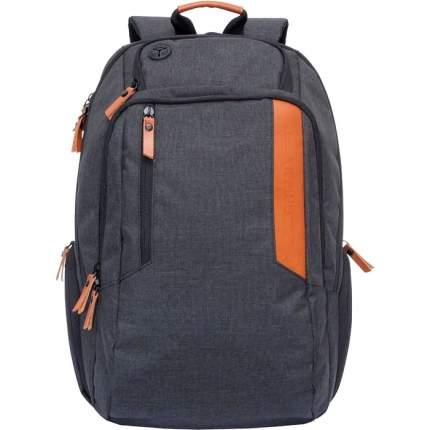 Рюкзак Grizzly RU-700-6 черный/красный 26 л