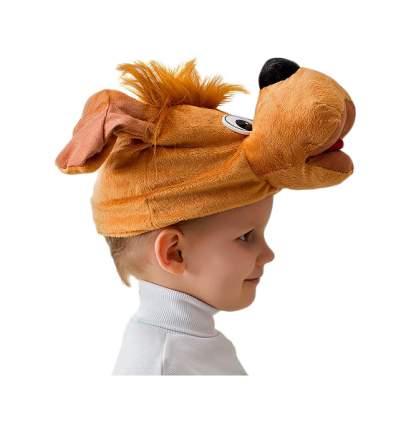 Карнавальная шапка Пес Атос, 54-56 см 1145