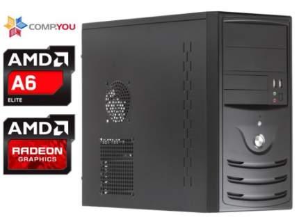 Домашний компьютер CompYou Home PC H555 (CY.580102.H555)