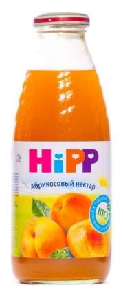Сок Hipp Абрикосовый нектар с 4 мес 0,2 л