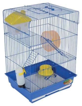 Клетка для крыс, морских свинок, мышей, хомяков Triol 46х26х35см