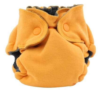 Многоразовый подгузник 2-6 кг, Organic Newborn Saffron Ecoposh