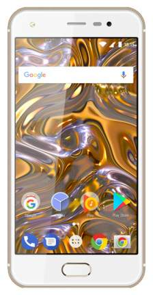 Смартфон BQ 5012L Rich 8Gb Gold