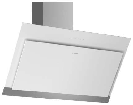 Вытяжка наклонная Bosch DWK97HM20 White/Silver