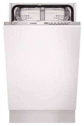 Встраиваемая посудомоечная машина 45 см AEG F 65402VI0P