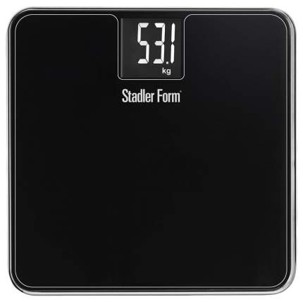 Весы напольные Stadler Form SFL.0012 Черный
