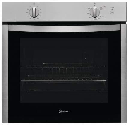 Встраиваемый газовый духовой шкаф Indesit IGW 324 IX Silver