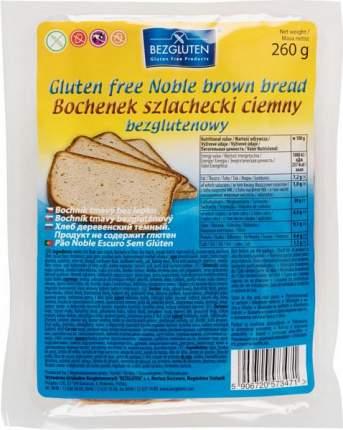Хлеб деревенский Bezgluten темный без глютена 260 г