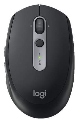 Мышь Logitech M590 910-005197 Черная