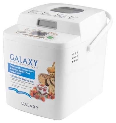 Хлебопечка Galaxy GL 2701, White