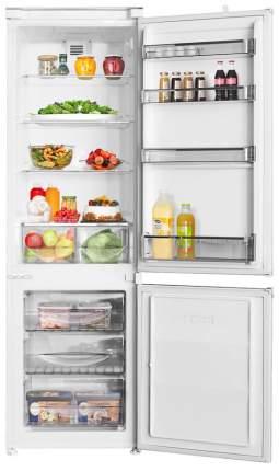 Встраиваемый холодильник MAUNFELD MBF.177BFW White