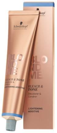 Крем для обесцвечивания Schwarzkopf Professional BlondMe Bleach&Tone Cool 60 мл