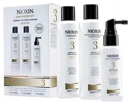 Подарочный набор Nioxin System 3 150 мл+150 мл+50 мл