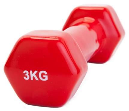 Гантель обрезиненная Bradex SF 0163 3 кг