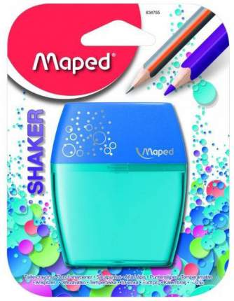 Точилка Maped с двумя отверстиями цвета в ассортименте 1шт