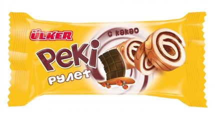 Рулет Ulker peki с какао кремом 150 г