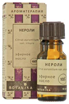 Эфирное масло Ботаника Нероли 00007594