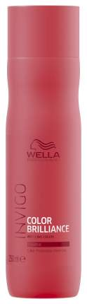 Шампунь Wella Professionals INVIGO Color Brilliance для жестких волос 250 мл