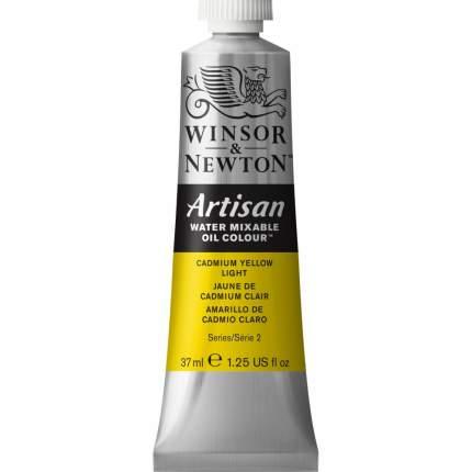 Масло водорастворимое Winsor&Newton Artisan бледно-желтый кадмий 37 мл