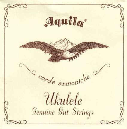 Струны для укулеле сопрано AQUILA 1U