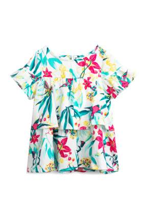 Блузка для девочек PlayToday, 134 р-р