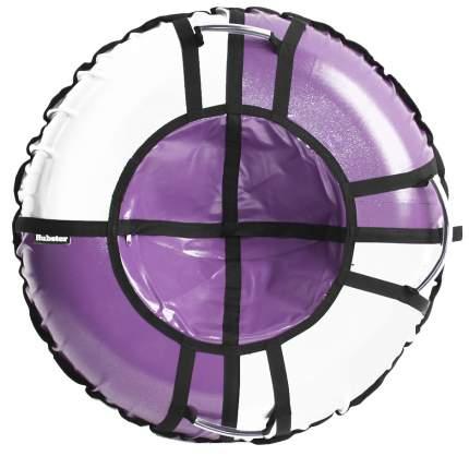 Тюбинг Hubster Sport Pro фиолетовый-серый 105 см