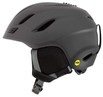 Горнолыжный шлем мужской Giro Nine.10 2019, темно-серый, S