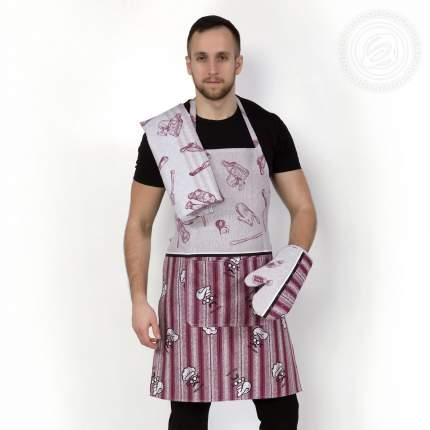 Набор кухонного текстиля АРТ ДИЗАЙН adi469998 3 пр.