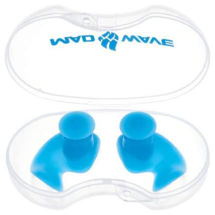 Беруши силиконовые Mad Wave Ergo Ear Plug Azure M0712 01 0 04W