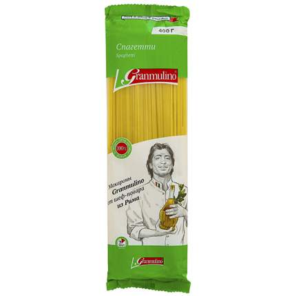 Макароны  Granmulino спагетти группа А 400 г