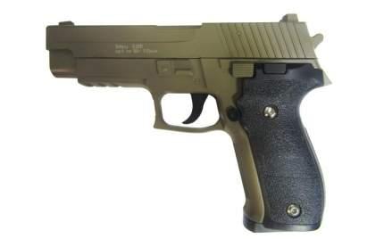 Страйкбольный пружинный пистолет Galaxy  Китай (кал. 6 мм) G.26D (песочный)