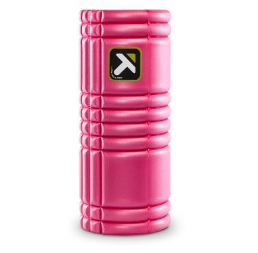 Массажный цилиндр GRID 1.0 розовый