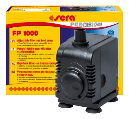 Помпа для аквариума подъемная Sera FP 1000, погружная, 1000 л/ч, 16 Вт