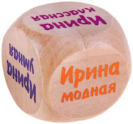 Кубик для настольных игр Sima-Land Ирина 647166